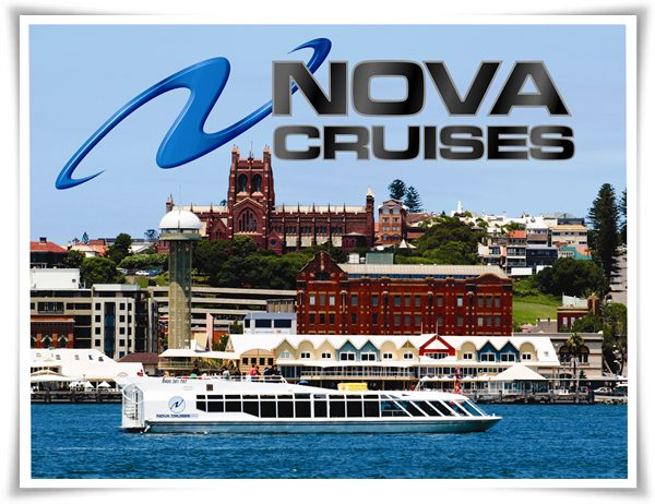 Cruise Newcastle and the Hunter with NOVA Cruises